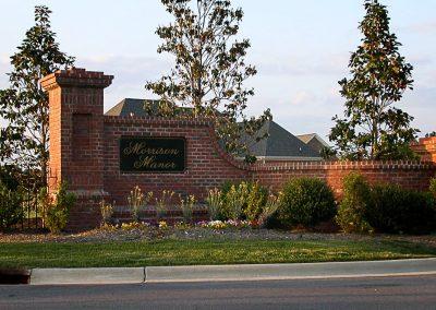 Morrison Manor Subdivision