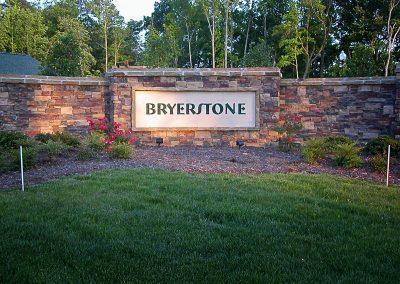 Bryerstone Subdivision